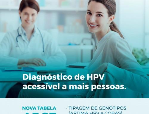 Nova tabela ADSE: Diagnóstico HPV acessível a mais pessoas.